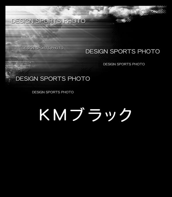 集合写真パネル 背景デザイン KMブラック