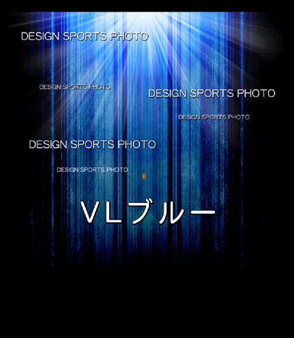 集合写真パネル 背景デザイン VLブルー